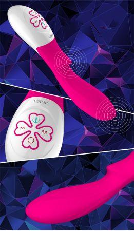 Leten Lisa-U Akıllı Telefon Uyumlu Şarjlı Titreşimli Vibratör