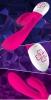 Leten SARA Akıllı Telefon Uyumlu Şarjlı Titreşimli Vibratör