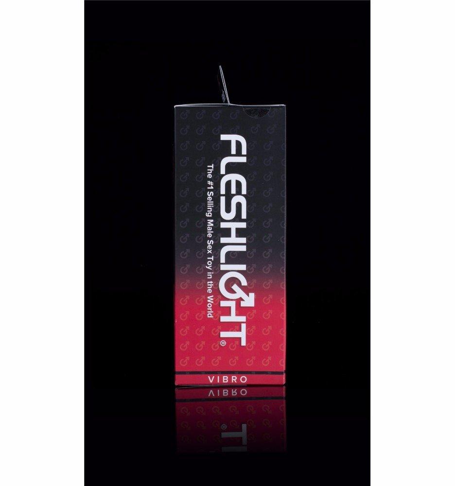 Fleshlight Ultra Lüks Titreşimli Vajina