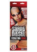 Shane Diesel Titreşimli Dildo Made İn U.S.A