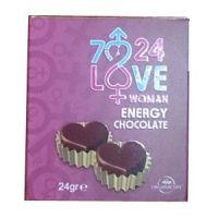 7/24 Love Bayan Çikolata