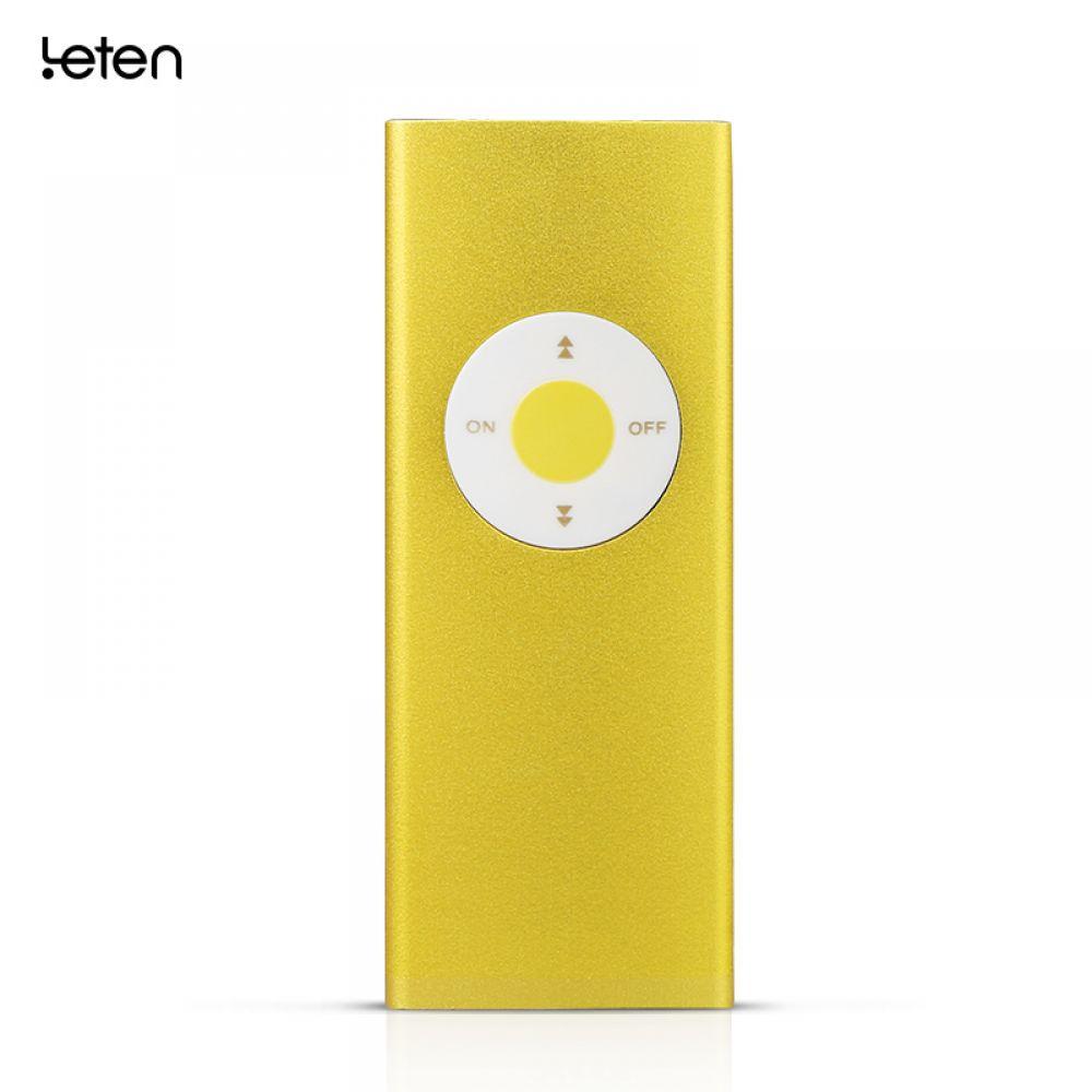 Leten 2  li Şarj Edilebilir Sarı Titreşim Aleti Vibratör