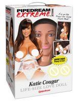 Pdx Katie Cougar Şişme Bebek