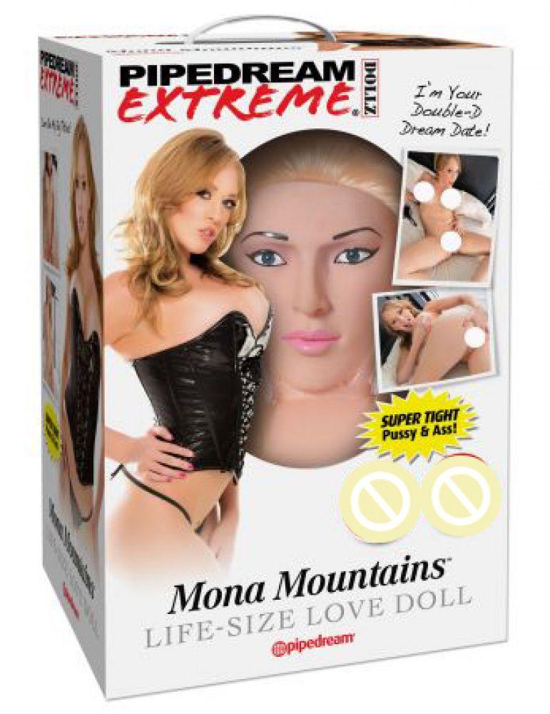 Pdx Mona Mountains Şişme Bebek