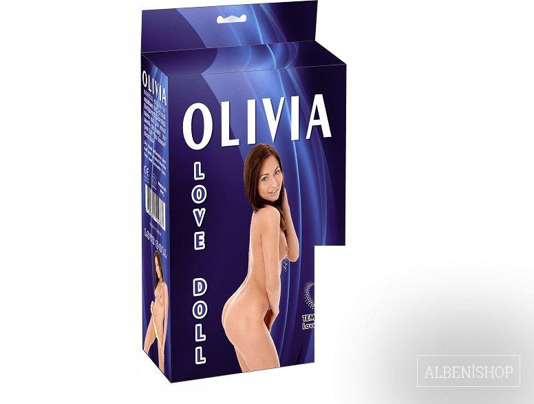 Olivia Love Doll Şişme Bebek