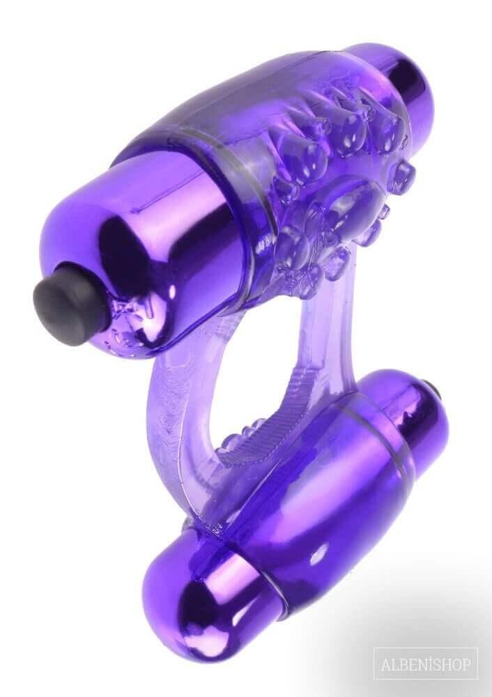 Pipedream Çift Vibratörlü Su Geçirmez Penis Halkası