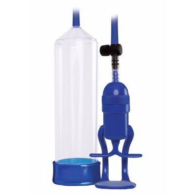 Renegade Bolero Yeni Nesil Mekanizmalı Mavi Penis Pompası